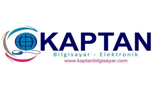 Kaptan Bilgisayar Logo