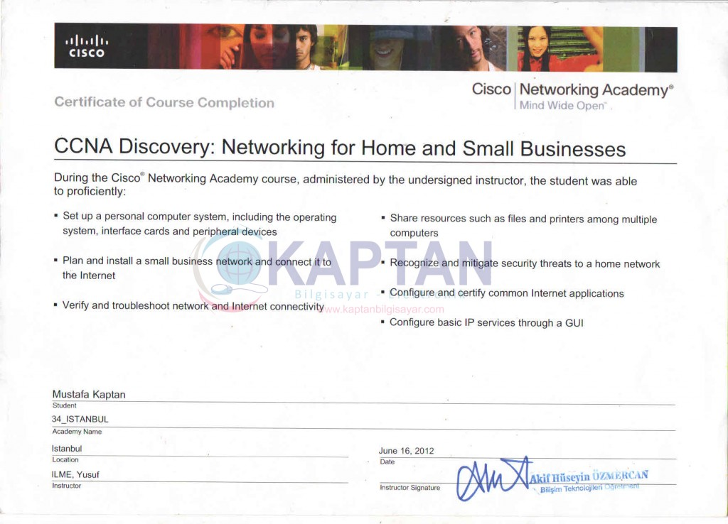 CCNA-Discovery-Sertifikamiz